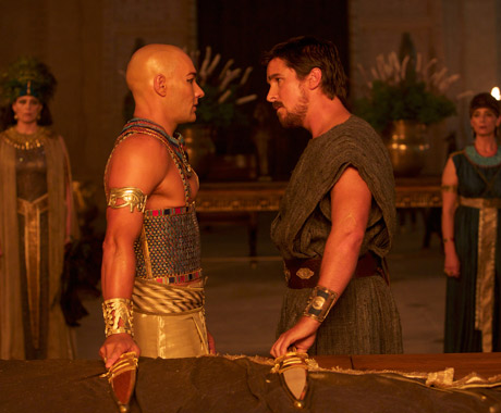 Exodus: Gods and Kings Ridley Scott