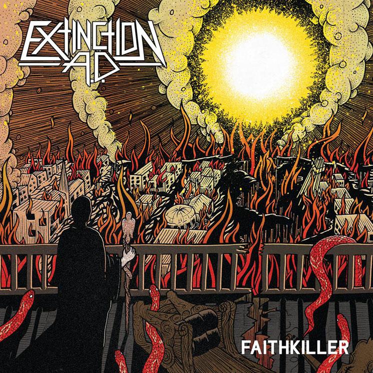 Extinction A.D. Faithkiller