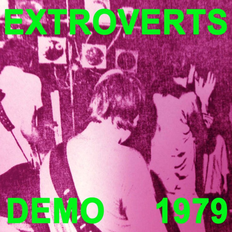 The Extroverts 'Extroverts Demo 1979' (album stream)