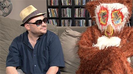 Talk Show Night At Juicebox Manor: Spookey Ruben