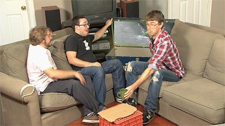 Talk Show Night At Juicebox Manor: Sloan's Chris Murphy