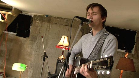 Talk Show Night At Juicebox Manor: Sondre Lerche