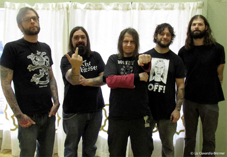 Eyehategod Add Drummer Aaron Hill to Lineup
