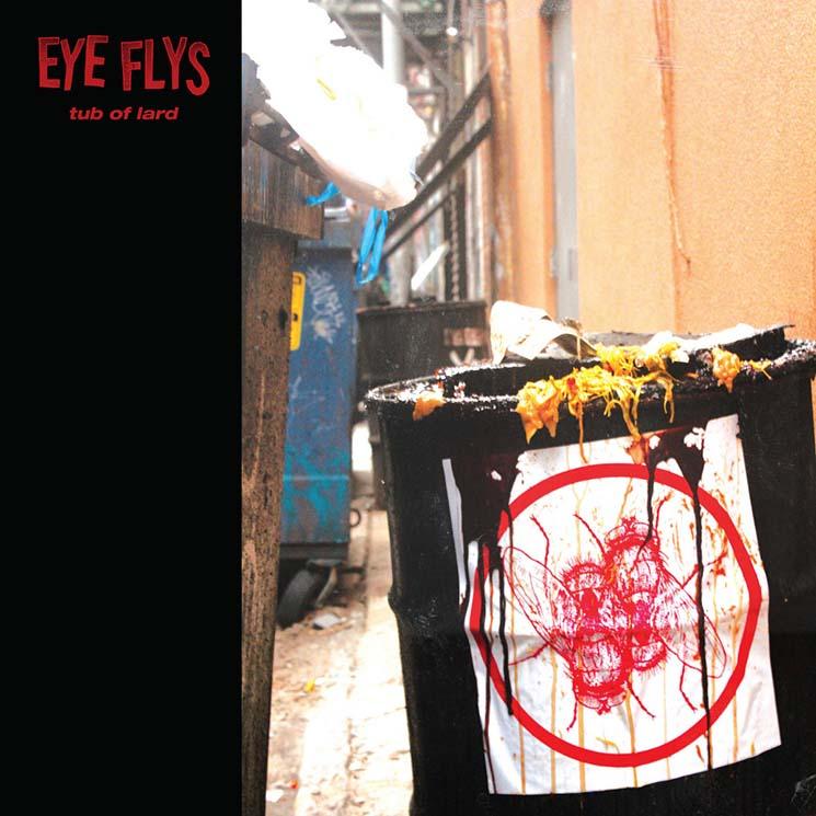 Eye Flys Tub of Lard