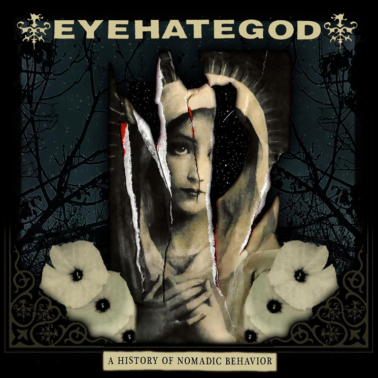 Eyehategod Share 'Circle of Nerves' from 'A History of Nomadic Behavior' LP
