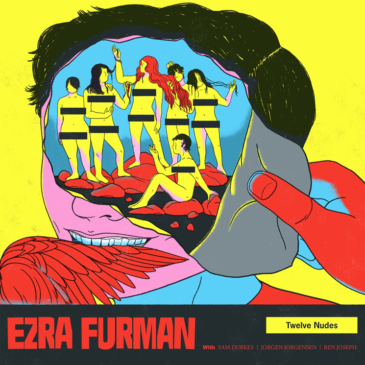Ezra Furman Readies New Album 'Twelve Nudes'