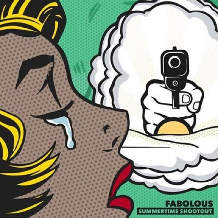 Fabolous 'Summertime Shootout' (mixtape)
