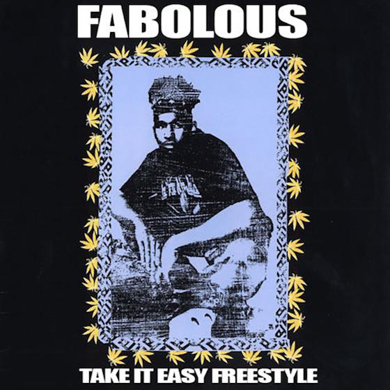Fabolous 'Take It Easy' (freestyle)