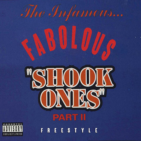 Fabolous 'Shook Ones' (freestyle)
