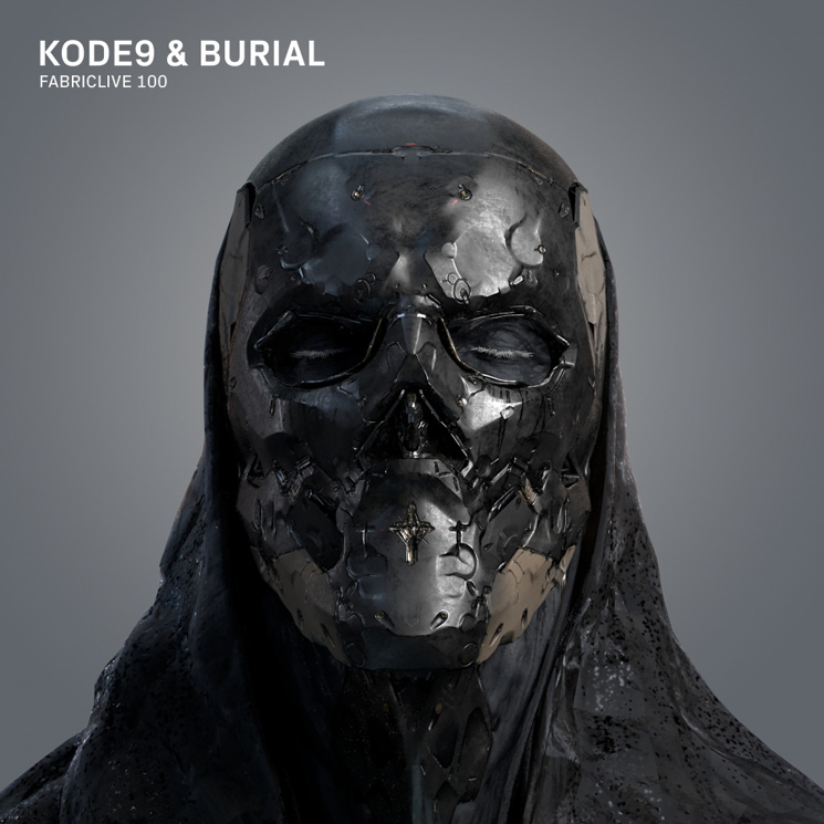 Burial and Kode9 Ready 'FabricLive 100' Mix