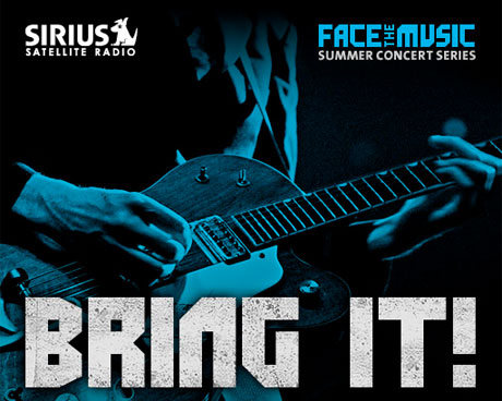 Win A Free Hometown Concert from Broken Social Scene, City and Colour, K-os with SIRIUS Radio's Face the Music Challenge