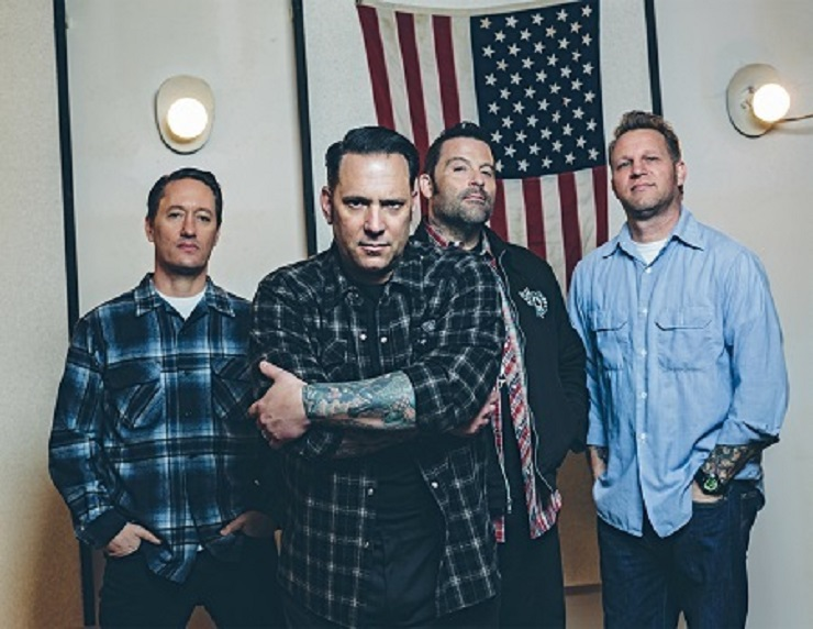 Face to Face Return to Fat Wreck Chords for Next LP