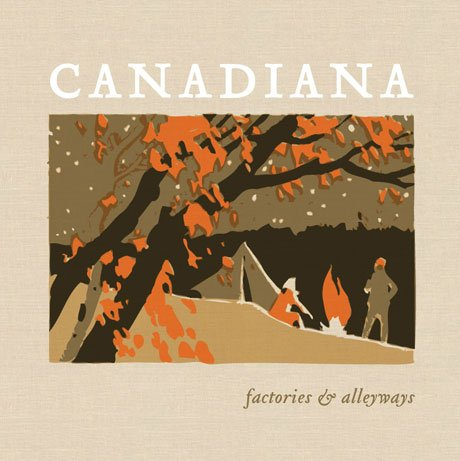 Vancouver's Factories and Alleyways Announce 'Canadiana'