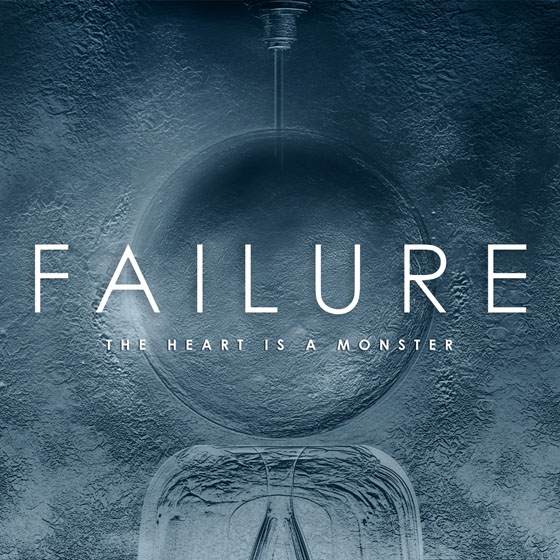 Failure Detail 'The Heart Is a Monster' LP