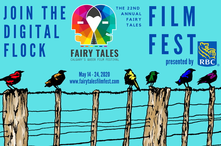Calgary's Fairy Tales Queer Film Festival Moves Online for 2020 Edition