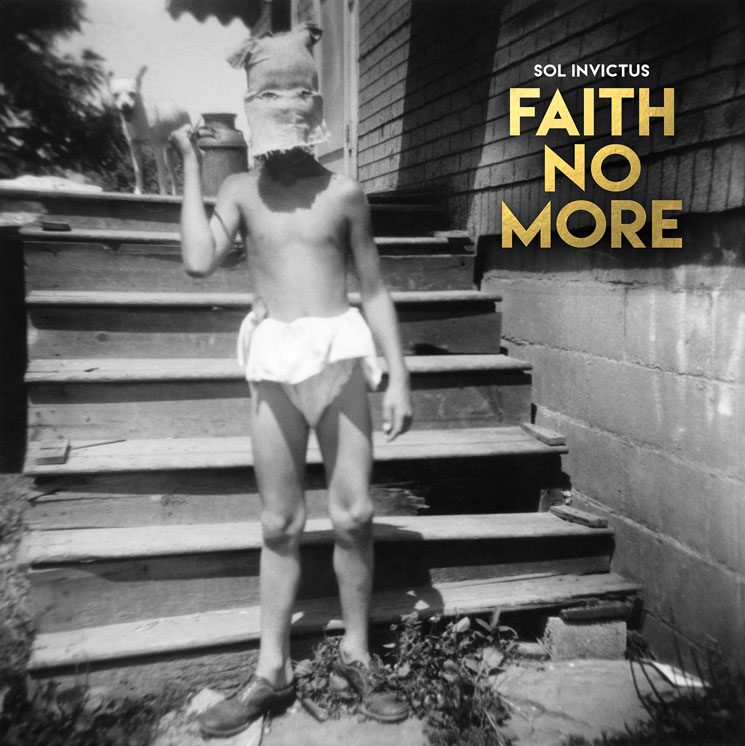 Faith No More 'Sol Invictus' (album stream)
