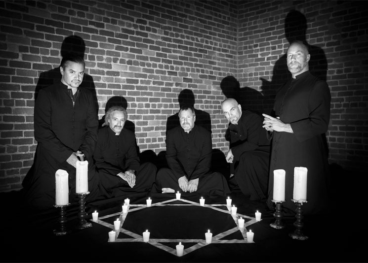 Faith No More Announce 'Sol Invictus'