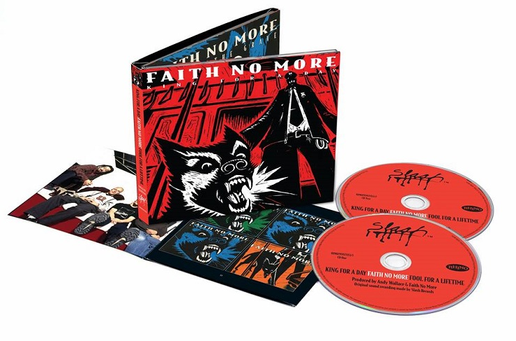 Faith No More Treat 'King for a Day' and 'Album of the Year' to Expanded Reissues