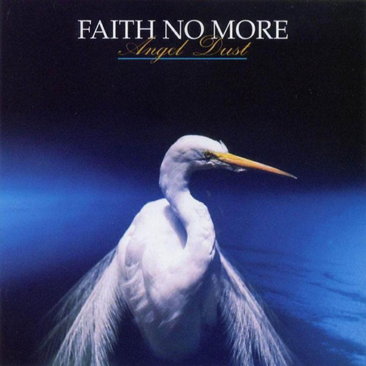 Faith No More 'Angel Dust Rarities' (album stream)