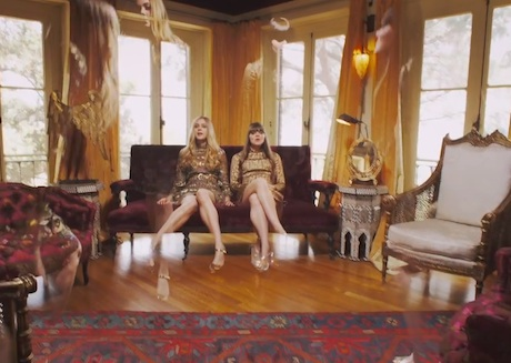 "First Aid Kit ""My Silver Lining"" (video)"