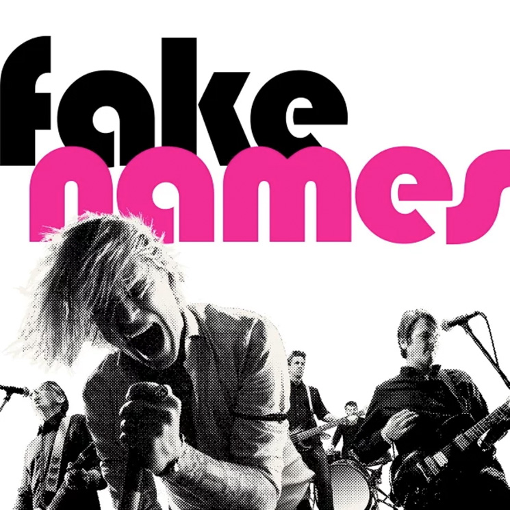 Punk Supergroup Fake Names Unveil Debut Album
