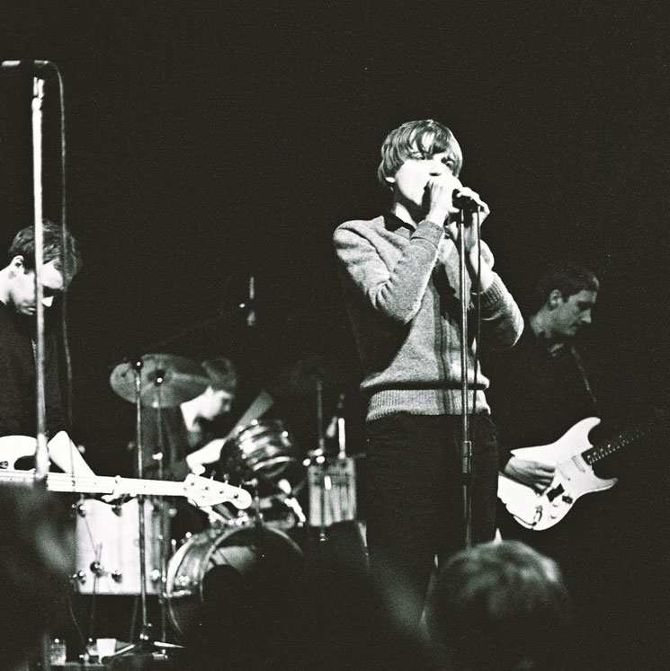 The Fall Unearth New Live Album 'Live at St. Helens Technical College, '81'