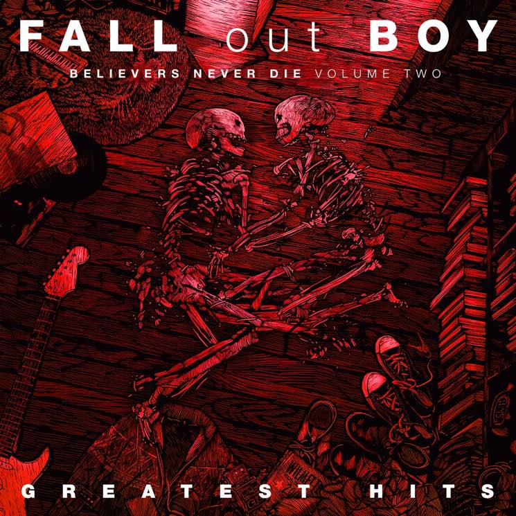 ​Fall Out Boy Reveal 'Greatest Hits' Album, Announce Tour with Green Day and Weezer