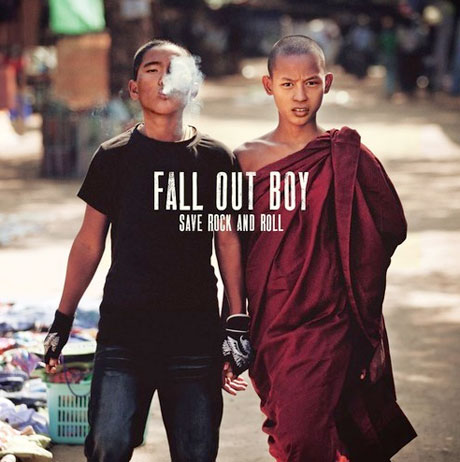 Fall Out Boy 'Save Rock and Roll' (album stream)
