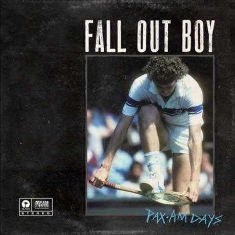 Fall Out Boy 'Pax•Am Days' (prod. Ryan Adams) (album stream)