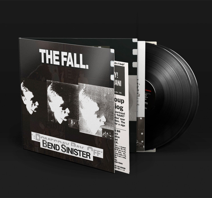 The Fall's 'Bend Sinister' Gets Expanded Reissue
