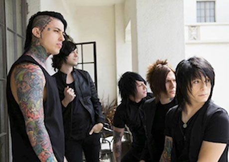 "Falling in Reverse ""Fashionably Late"""