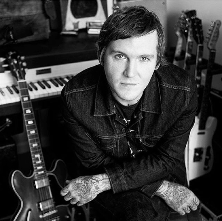The Gaslight Anthem's Brian Fallon Preps Debut Solo Album