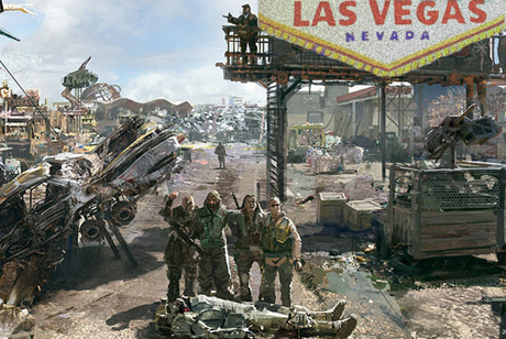 Fallout: New Vegas Xbox 360 / PS3 / PC