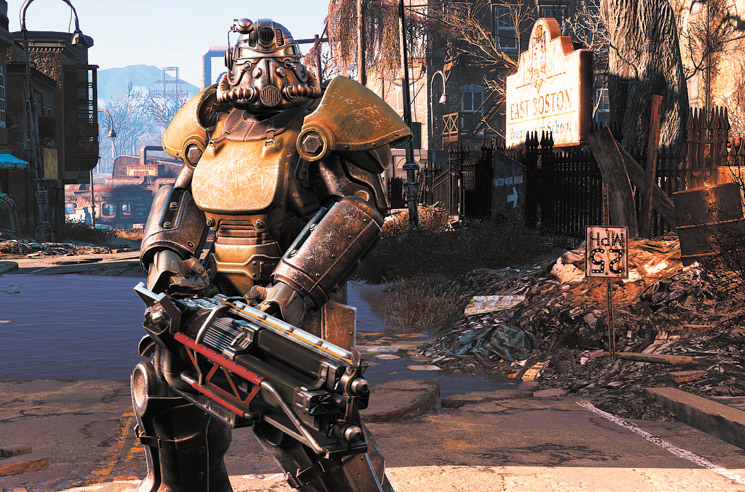 The Game After A Brief History of Fallout 4's Post-Apocalyptic Retrofuture