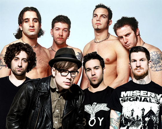 This Fall Out Boy/Creed Mashup Is So Good That It's Freaking Us Out