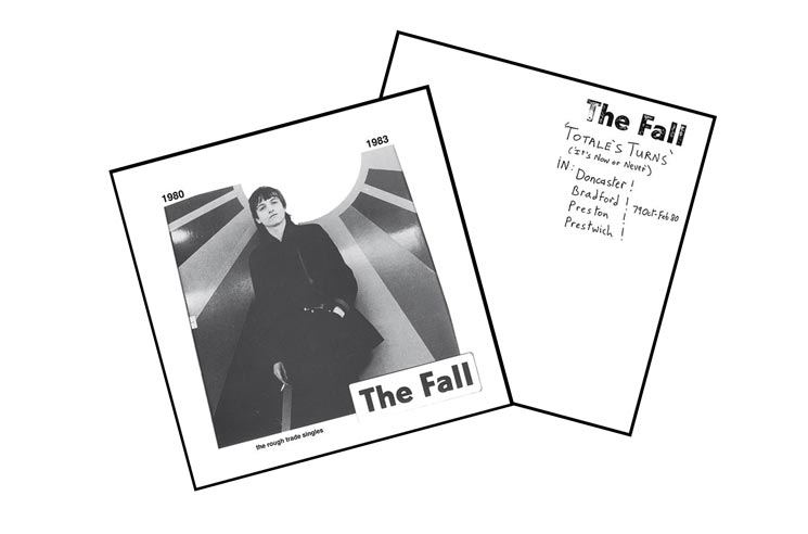The Fall's 'Totale's Turns' Live Album and 'Rough Trade Singles' Treated to Vinyl Reissues