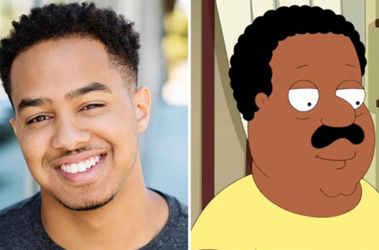 'Family Guy' Has Found the New Voice of Cleveland Brown