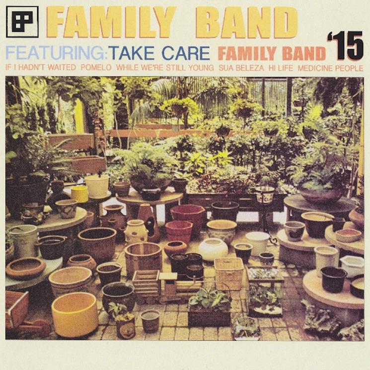 Family Band 'Family Band '15' (album stream)