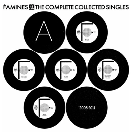 The Famines 'The Complete Collected Singles' (album stream)