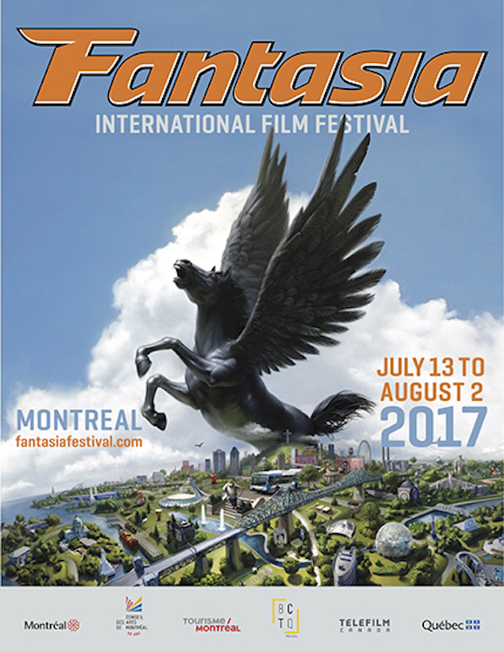 Here's the Full 2017 Lineup for Montreal's Fantasia Festival