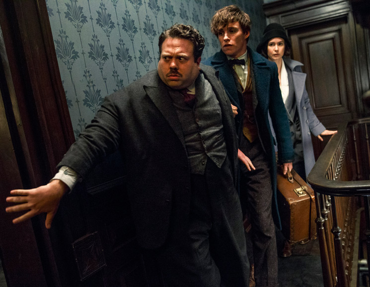 Fantastic Beasts and Where to Find Them Directed by David Yates