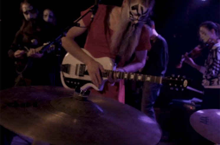 "The Faps Conduct Juggalo Orchestra in ""We Make Our Own Gravy"" Video"