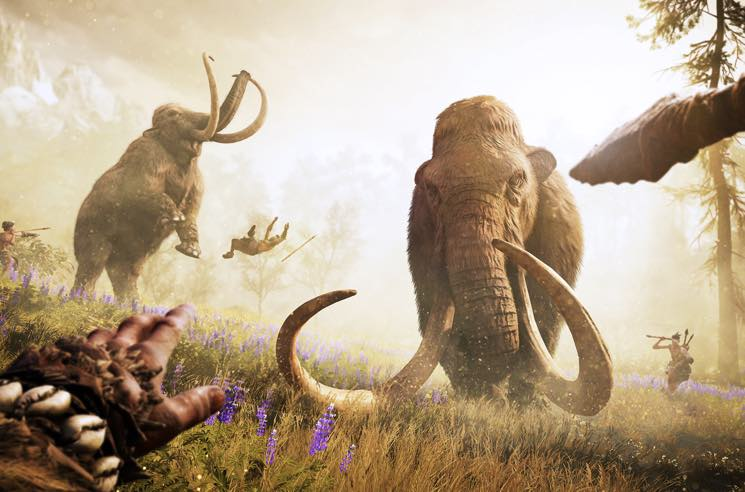 Far Cry Primal PS4, XB1, PC