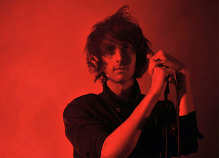 The Horrors' Faris Badwan Launches His Own Label