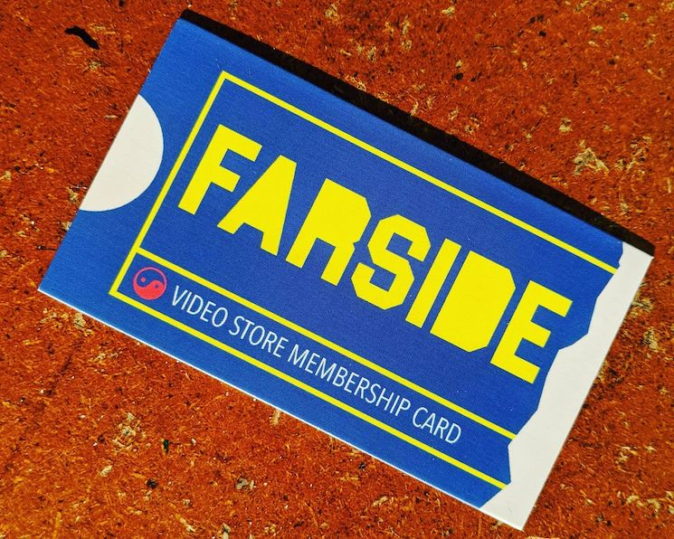 Toronto's Farside Bar Has Become a Video Rental Store