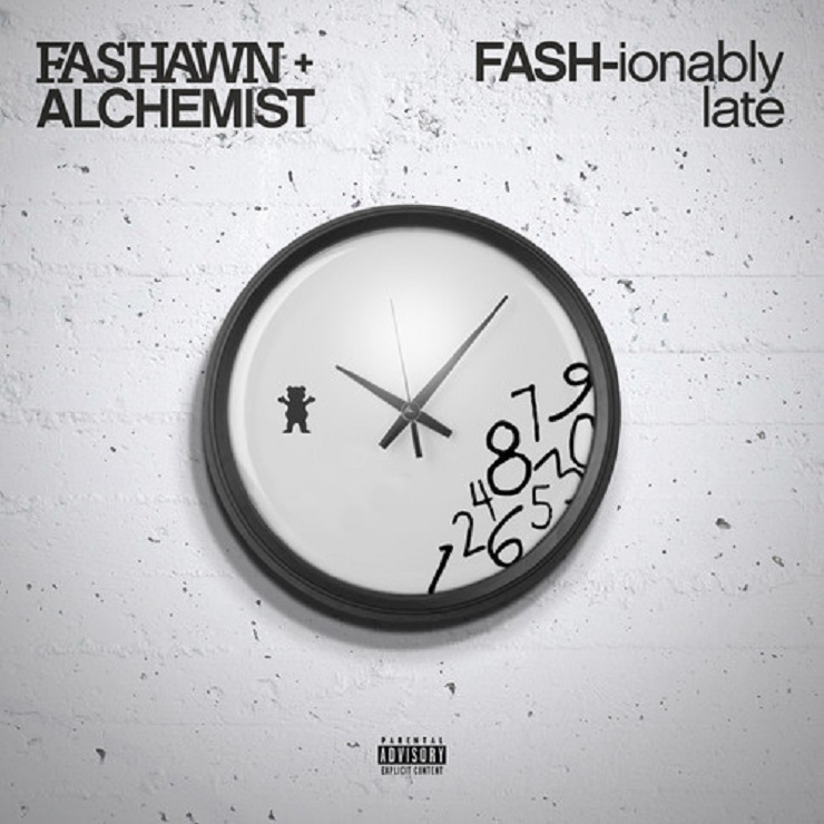 Fashawn and the Alchemist 'FASH-ionably Late' (mixtape)