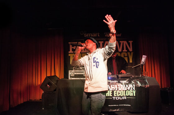 Fashawn / Exile / Choosey / EarthGang The Drake Hotel, Toronto ON, March 13