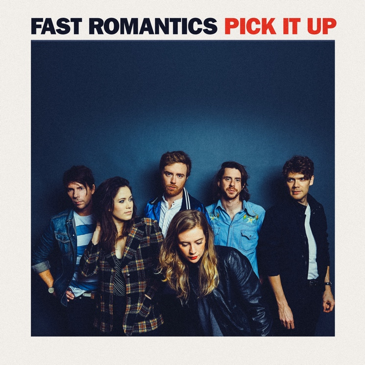 Fast Romantics Announce 'Pick It Up' LP, Premiere New Video