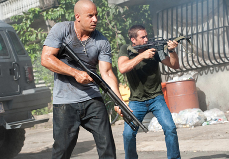 Get Reviews of <i>Fast Five</i>, <i>The Conspirator</i>, <i>Hoodwinked Too</i> in Our Weekly Film Roundup