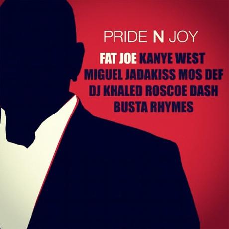 Fat Joe 'Pride and Joy' (ft. Kanye West, Mos Def, DJ Khaled, Jadakiss, Busta Rhymes, Roscoe Dash, Miguel)